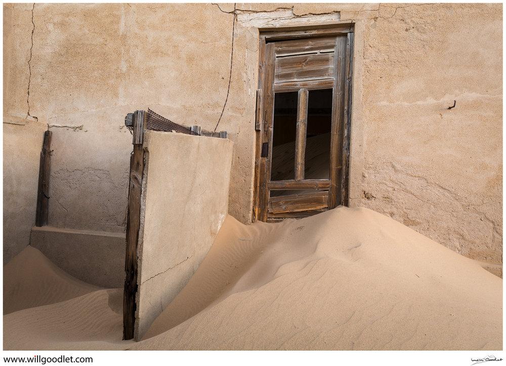 Forgotten doorway