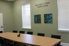 Joan S. Coker Boardroom
