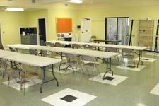 Frankie Bush Classroom