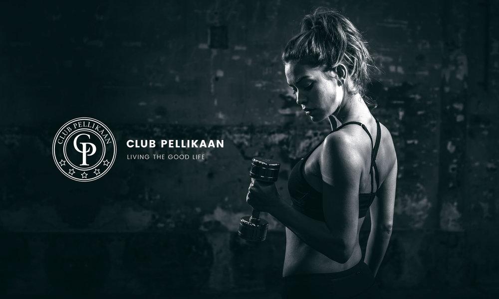 Club Pellikaan, branding en campagne