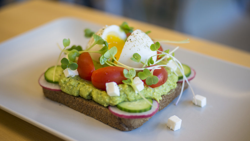 Avocado Toast | $9.95