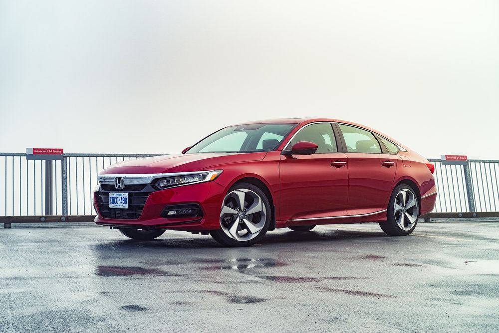 2018 Honda Accord Touring Eat With Mao