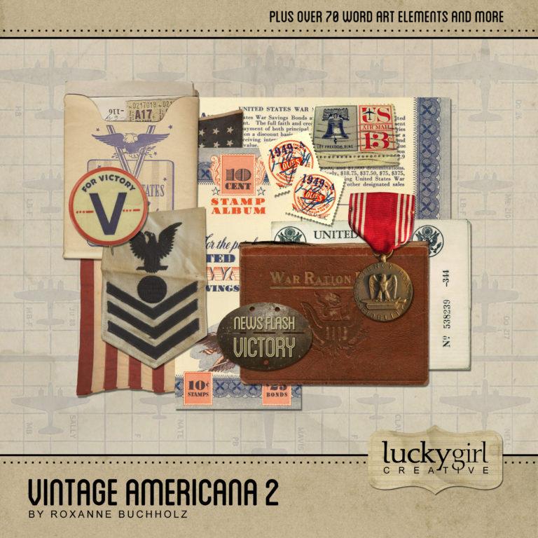 Vintage Americana 2-2