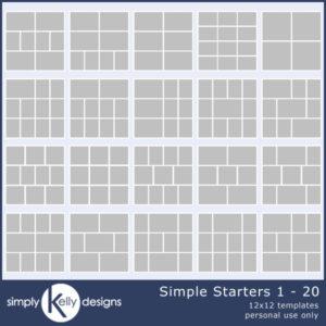 SKellyD_SimpleStarters1to20Bundle