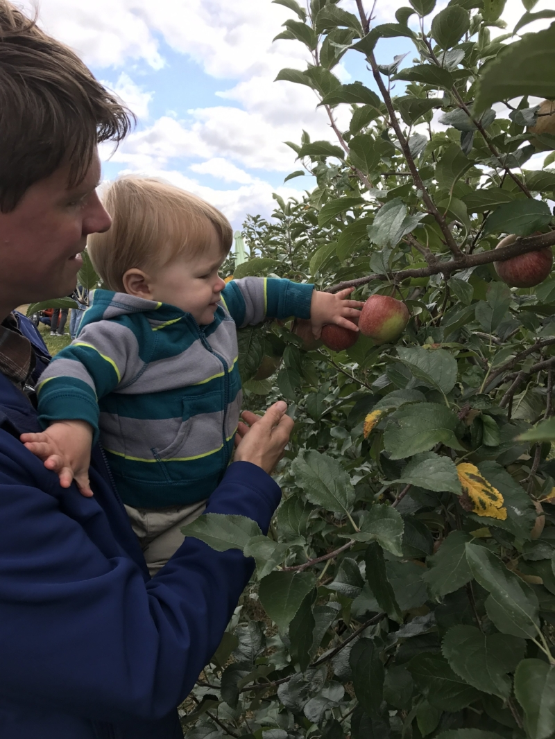 James and Justin Apple Picking.JPG