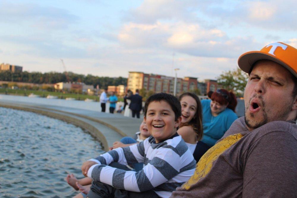 Tom Kovacs fountain smiles.jpg
