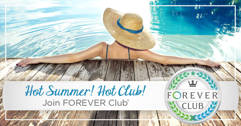 There are already  797 FOREVER Club  ® Members!