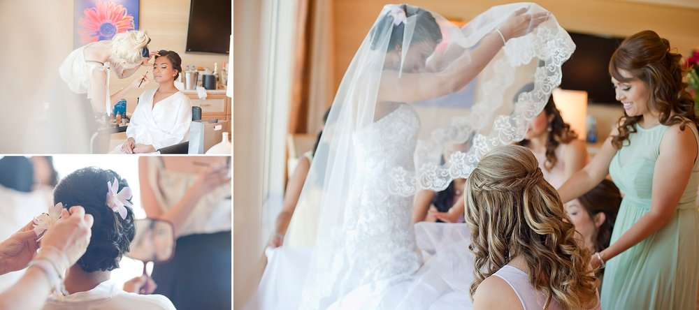 Hotel:  Wynn  | Hair+Makeup:  Makeup in the 702  | Planner:  Archel Rolwing Wedding + Events