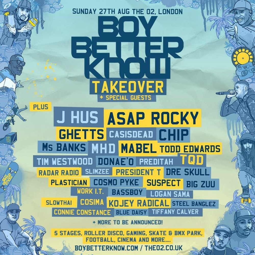 THE DEN AT THE BBK TAKEOVER AUGUST 2017