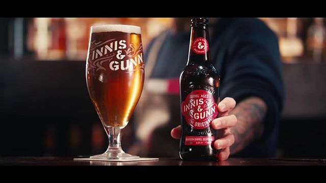 New @innisandgunnuk spot for @somethinggram in collaboration with @gwcine, graded by @marty_colour 🍻 . . . . . . #innisandgunn #promo #filmmaking #cinematography #cinematographer #dop #blackmagicdesign #ursamini #ursamini46k #sigmalenses #craftbeer #barrelaged