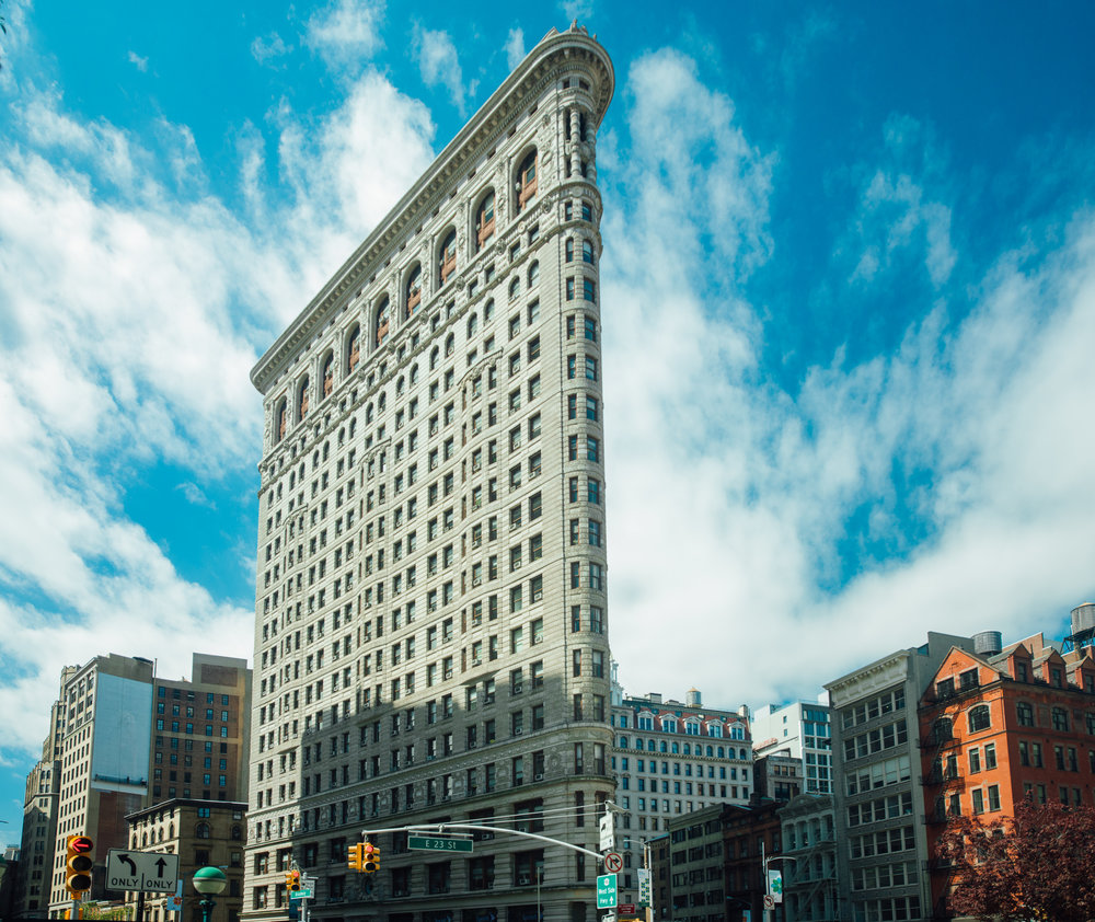 The Flatiron Building   Photography by: Mike Allen Photography