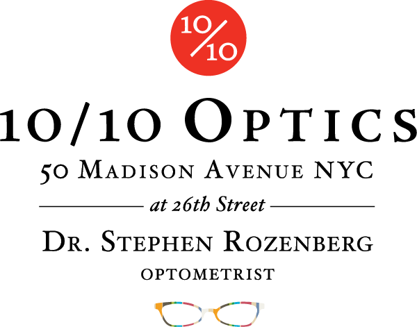 10/10 Optics - Eyewear Boutique in NYC - 212-366-1010
