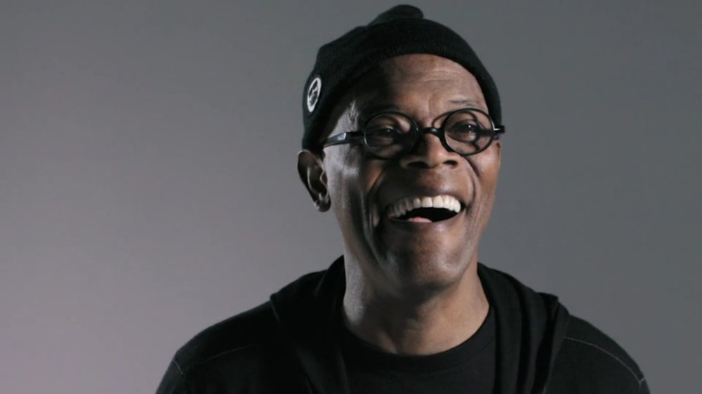 #BadAssHealth - Samuel L Jackson stars in this social media teaser for Men's Health.