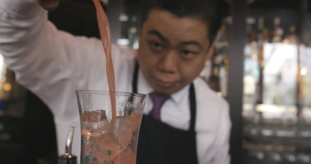 6 Maddest Bars - Profiling the best bars in Singapore for Tatler Magazine. This film was viewed a million times and shared by Conde Naste and British GQ.