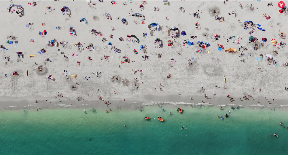 Up In The Air - We profile aerial photographer Tommy Clarke for Marks & Spencer.