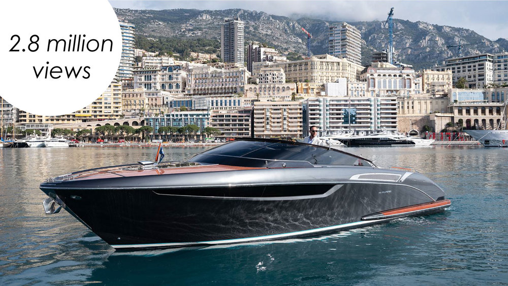 Monaco Like A Billionaire - The big boat, the fast car and seats at all the best tables – what it's like to live the high life in grand and glamorous Monaco. For Tatler UK.