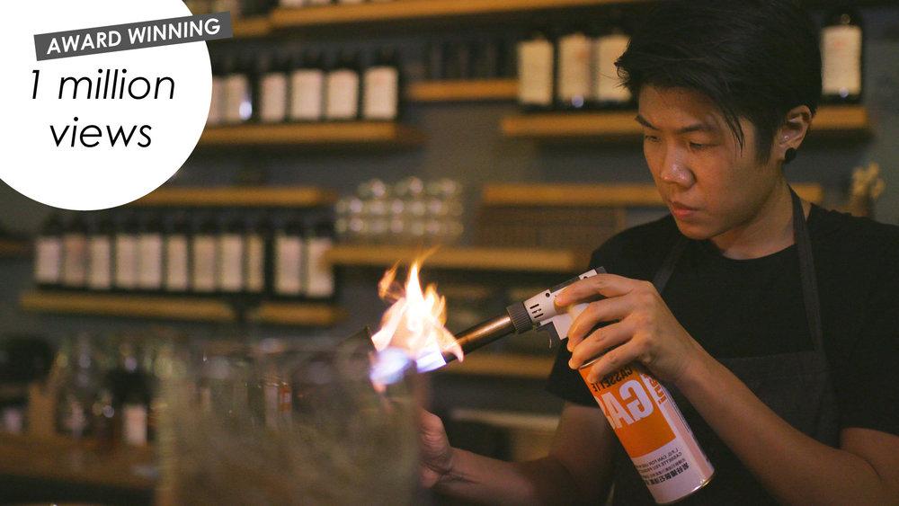 6 Maddest Bars - Award winning video profiling the best bars in Singapore for Tatler Magazine.