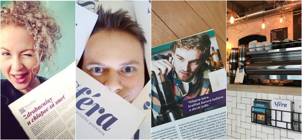 ĎAKUJEME! - Teraz sa aj vďaka Tebe môže stať redaktorom v časopise naozaj hocikto!:-)