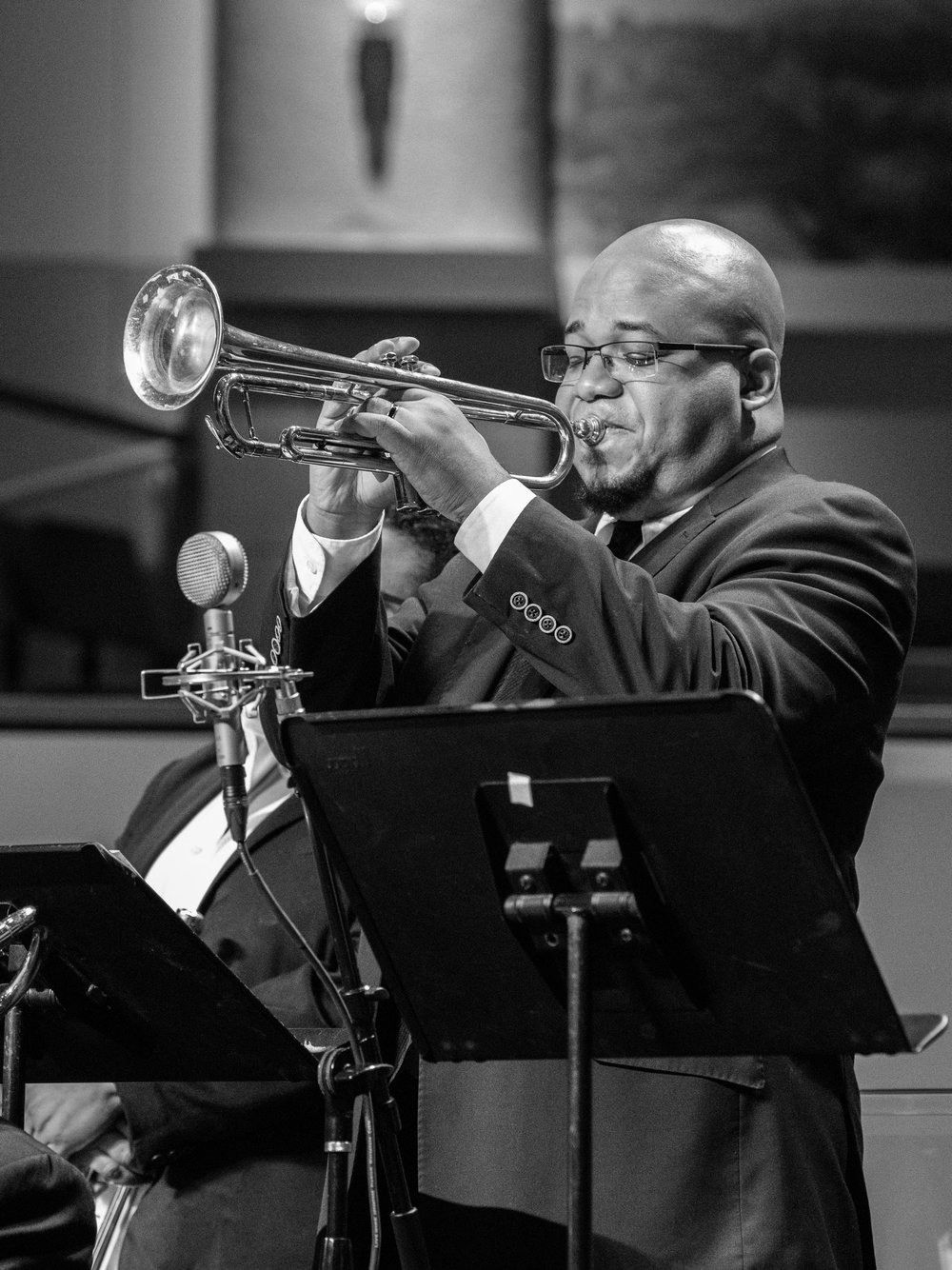 JAMES WILLIAMS, TRUMPET