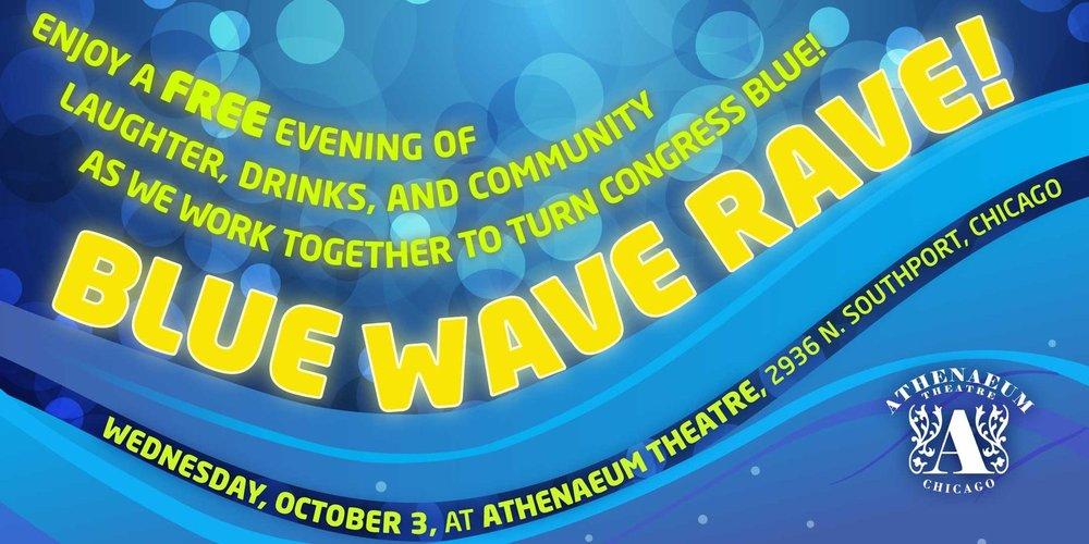 Blue Wave Rave