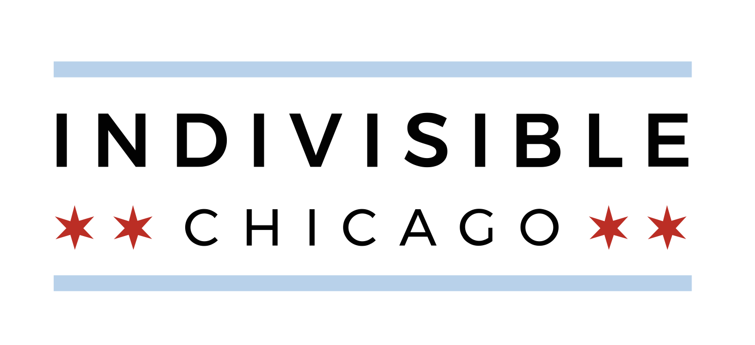 Find Your Group — Indivisible Chicago