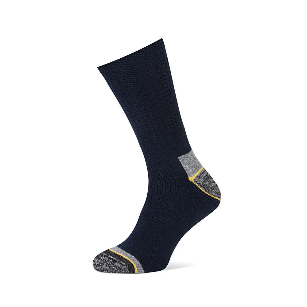 All Round    • Comfortabele niet-voelbare teennaad • Antibacteriële finish helpt uw voeten fris en geurvrij te houden • Groot vochtopnemend vermogen • Met badstofzool • Versterkte hak en teen •  Beschikbaar in 2 kleuren
