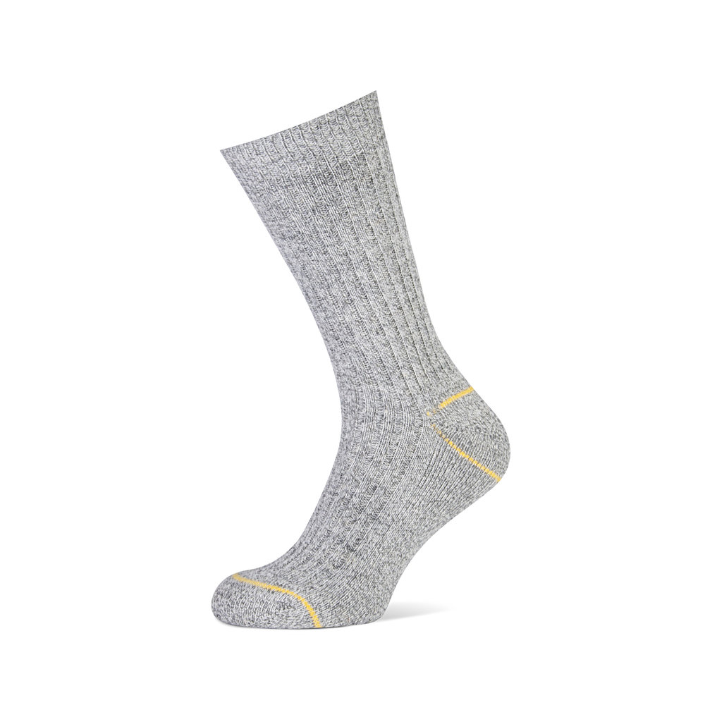 Norwegian   • Comfortable non-tactile toe seam   • Strong sock with cushioned sole   - Added wool provides extra warmth     - Shock absorbent   •  Available in 1 colour
