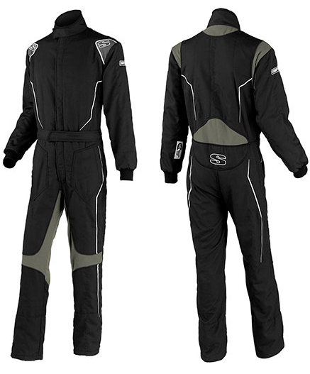 Suits - The suit is both protective and can be personalized for each racer. Although a Racing suit is not required at NNKC, the driver must have arms and legs completely covered while on the track.There are many brands including K1, Alpine Star, Torq-Racewear, Sparco, Simpson, Zamp and many more.These suits can usually be customized. And many racers put patches on the suits after receiving them.