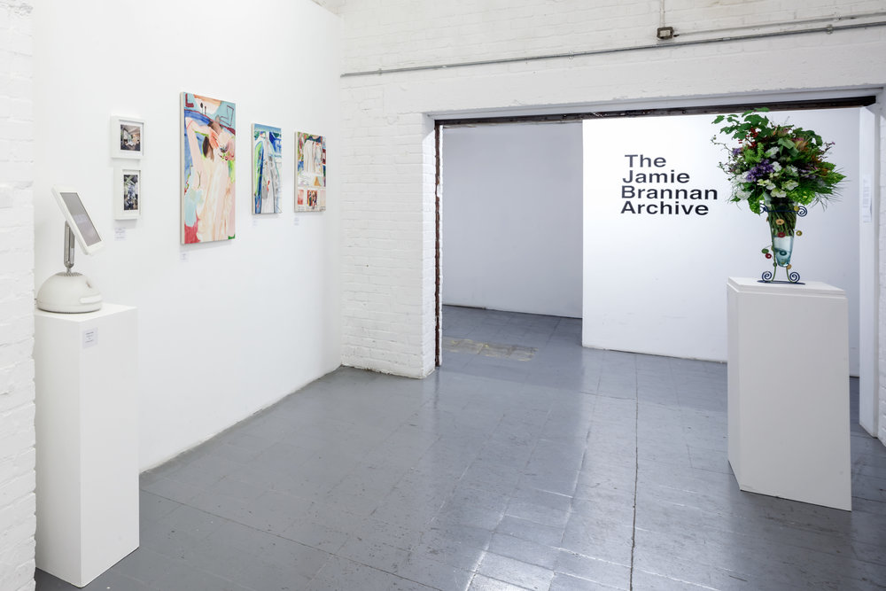Jamie Brannan Archive
