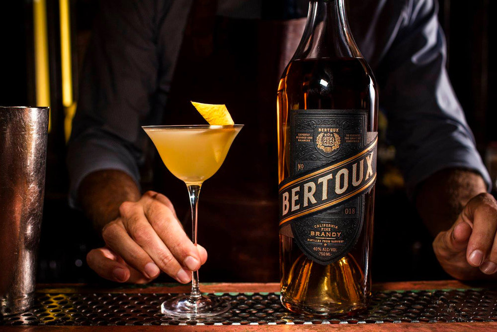 Bertoux Brandy / Photo Credit: Bertoux Brandy