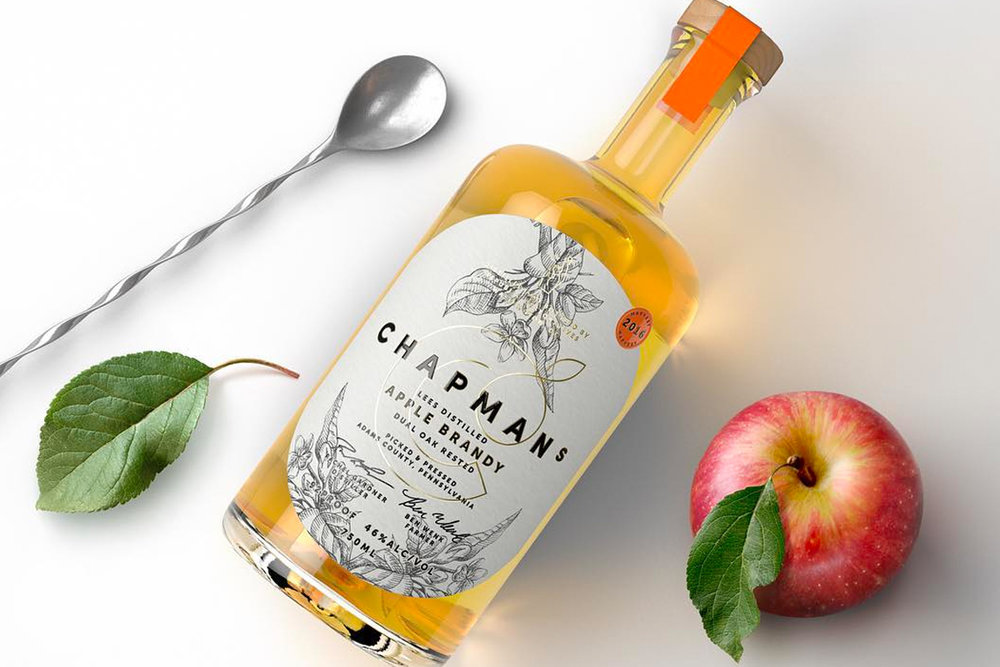 Chapman's Apple Brandy / Photo Credit: Republic Restoratives