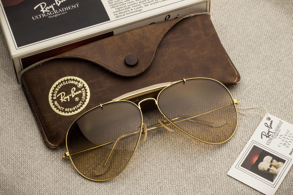 eca73df1a1ab39 Not produced anymore since 1999. Vintage Ray Ban by Bausch   Lomb. Find out
