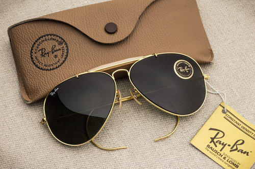 3d51fab86b6fe Ray Ban Outdoorsman Cable G-15 lens  62mm  — Bantheray