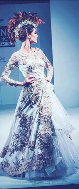 Fancy Asiana Wedding Dresses Collection - Womens Dresses & Gowns ...