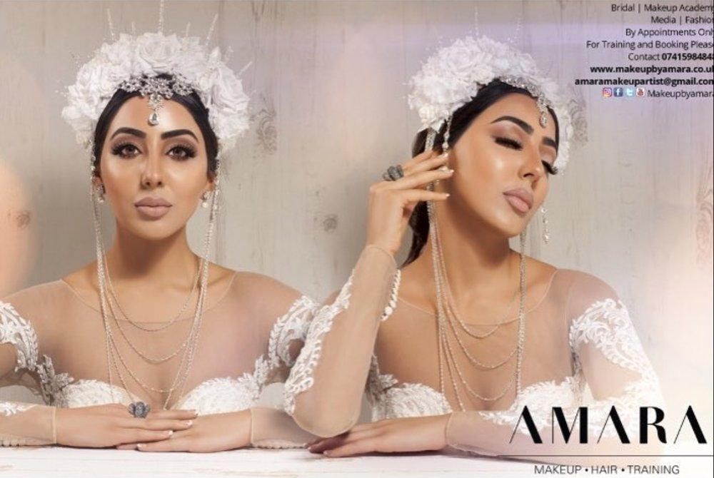 Asiana Wedding Magazine - Isla Campbell Millinery - bridal crown