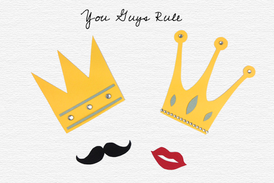 You Guys Rule  by  Dean Nicastro