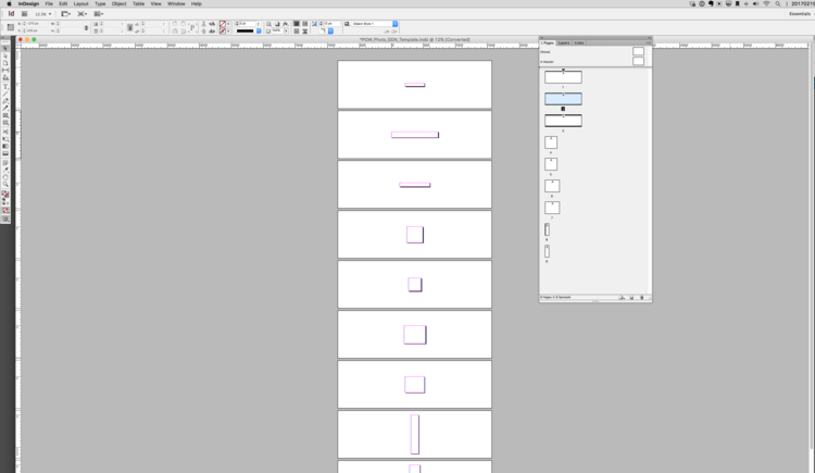 Google Display Network Indesign Template — POW Blog   old — Products ...