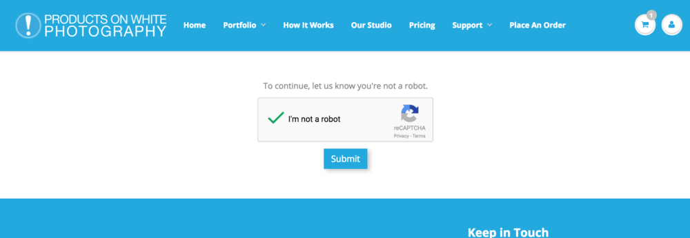 I'm Not A Bot!!