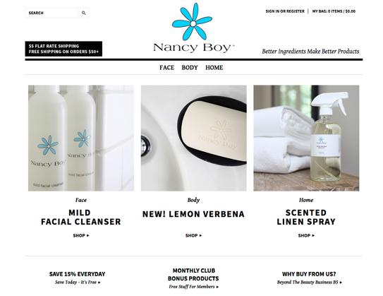 NancyBoy.com