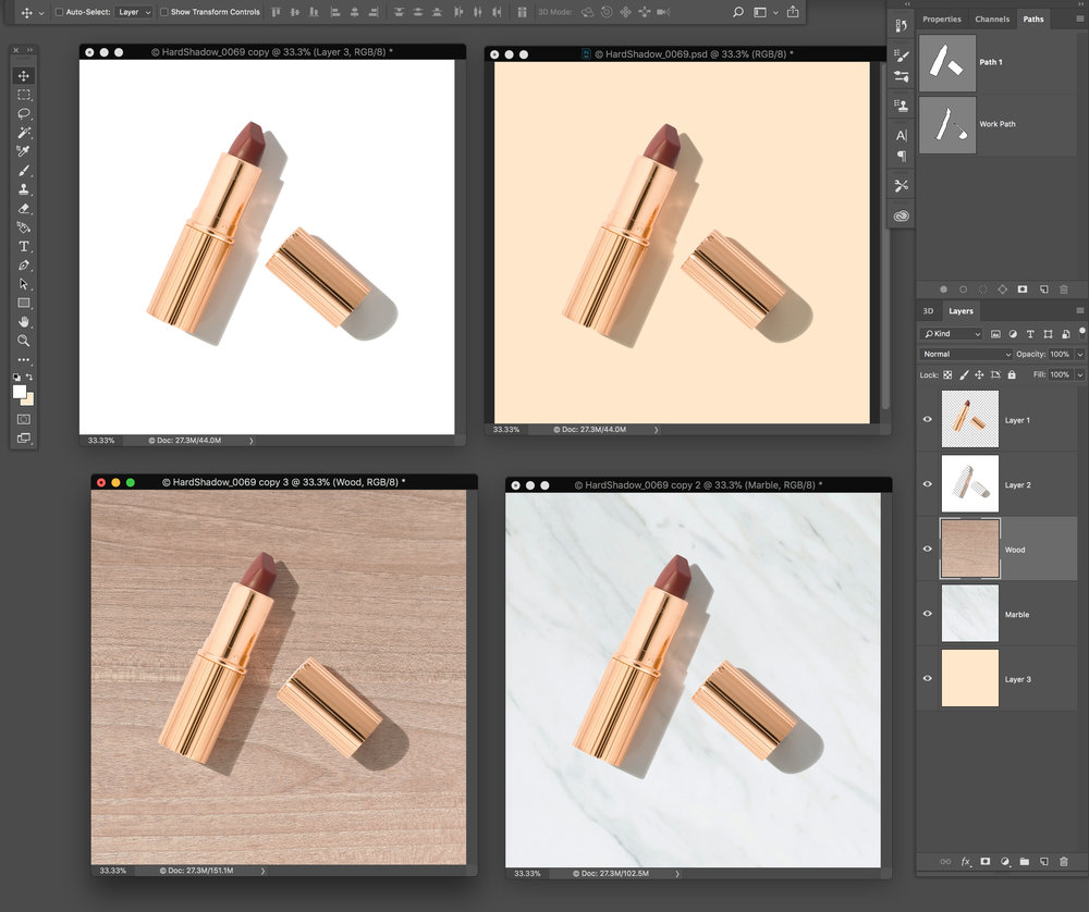 How To Change The Background Color