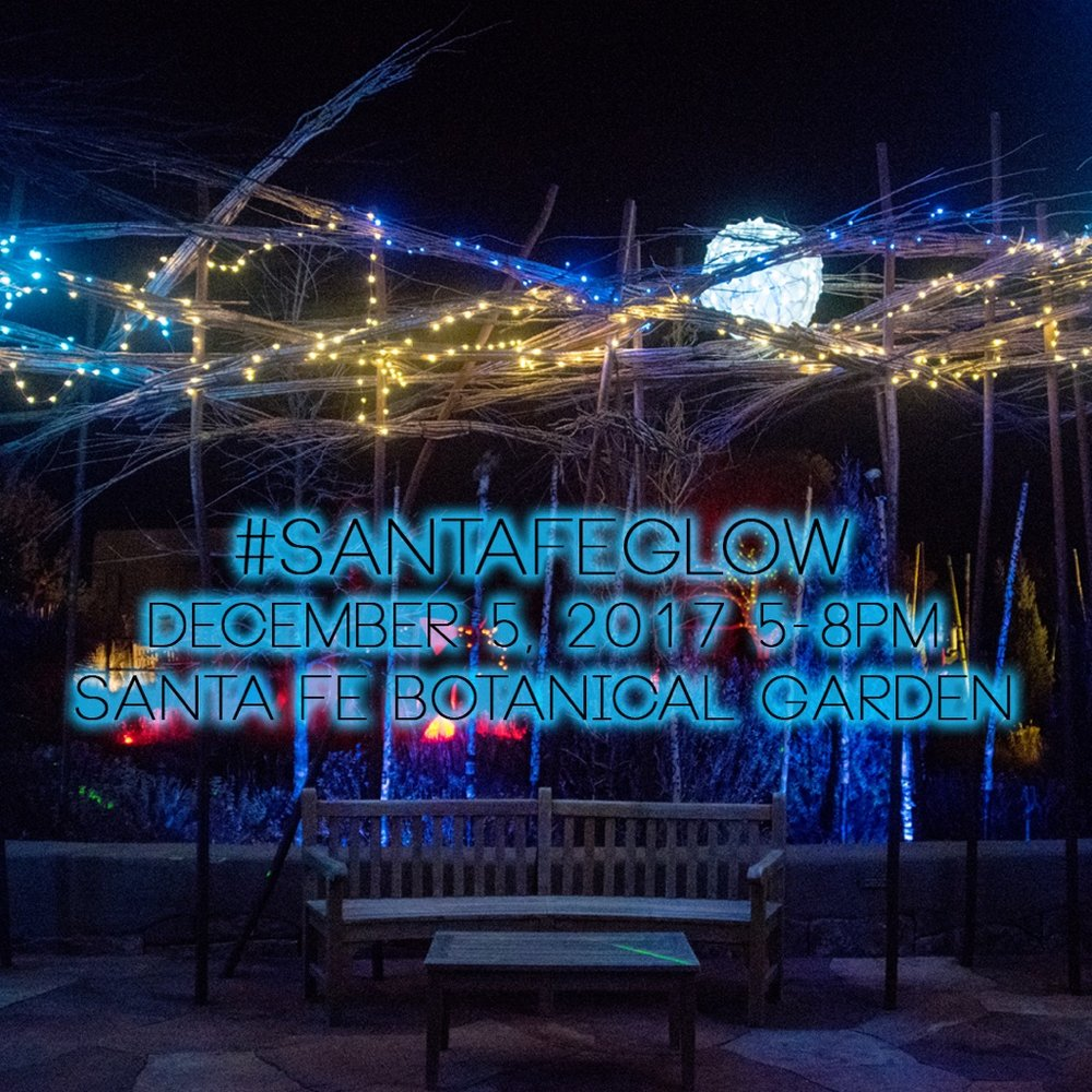 Santa Fe GLOW InstaMeet + Photo Contest