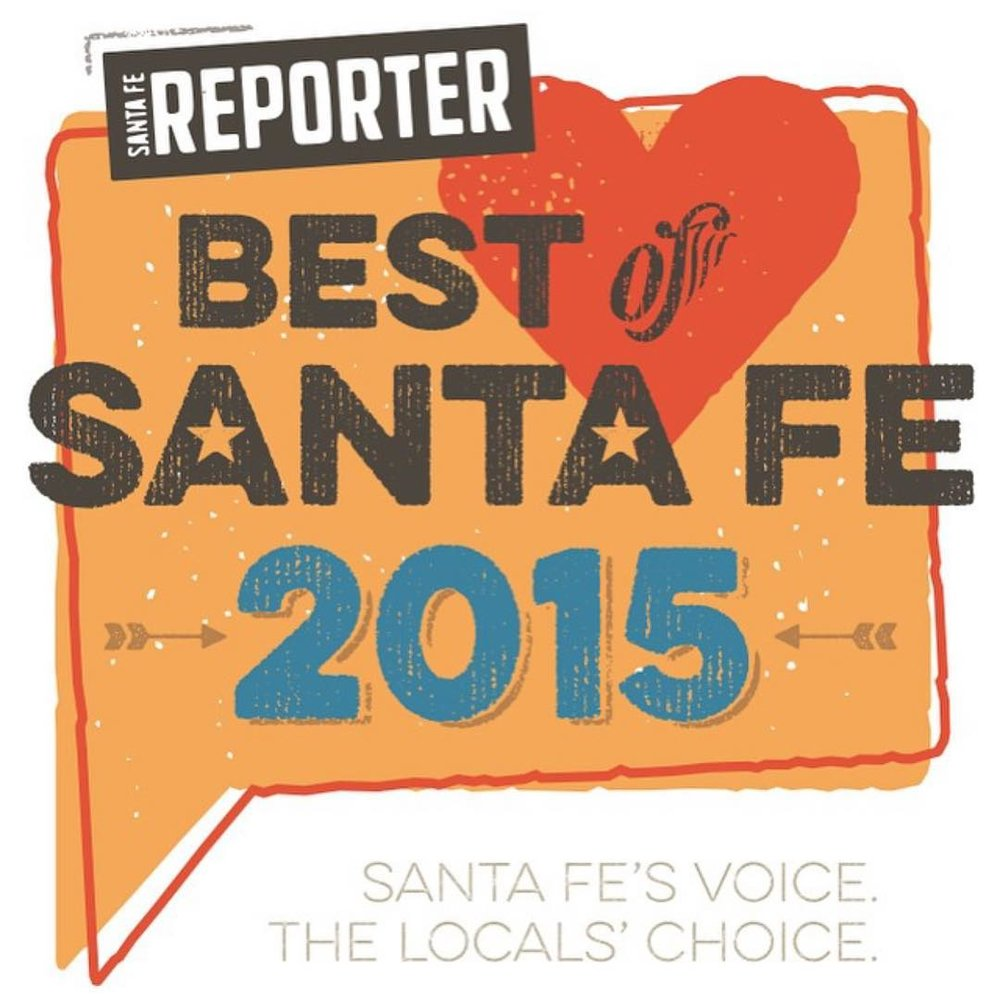 @SimplySantaFeNM Voted Second Place Best Instagram Feed in the 2015 Best of Santa Fe