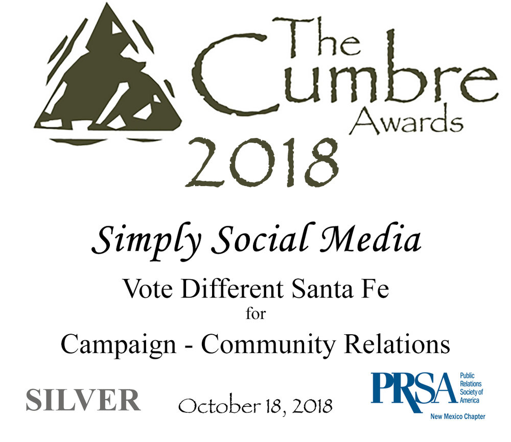 Simply Social Media Vote Different Silver Cumbre Award 2018.jpg