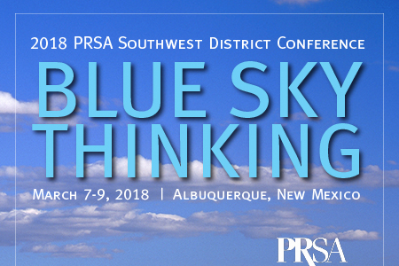 PRSA Southwest District Conference Speaker Micro Influencer Marketing New Mexico Santa Fe Albuquerque