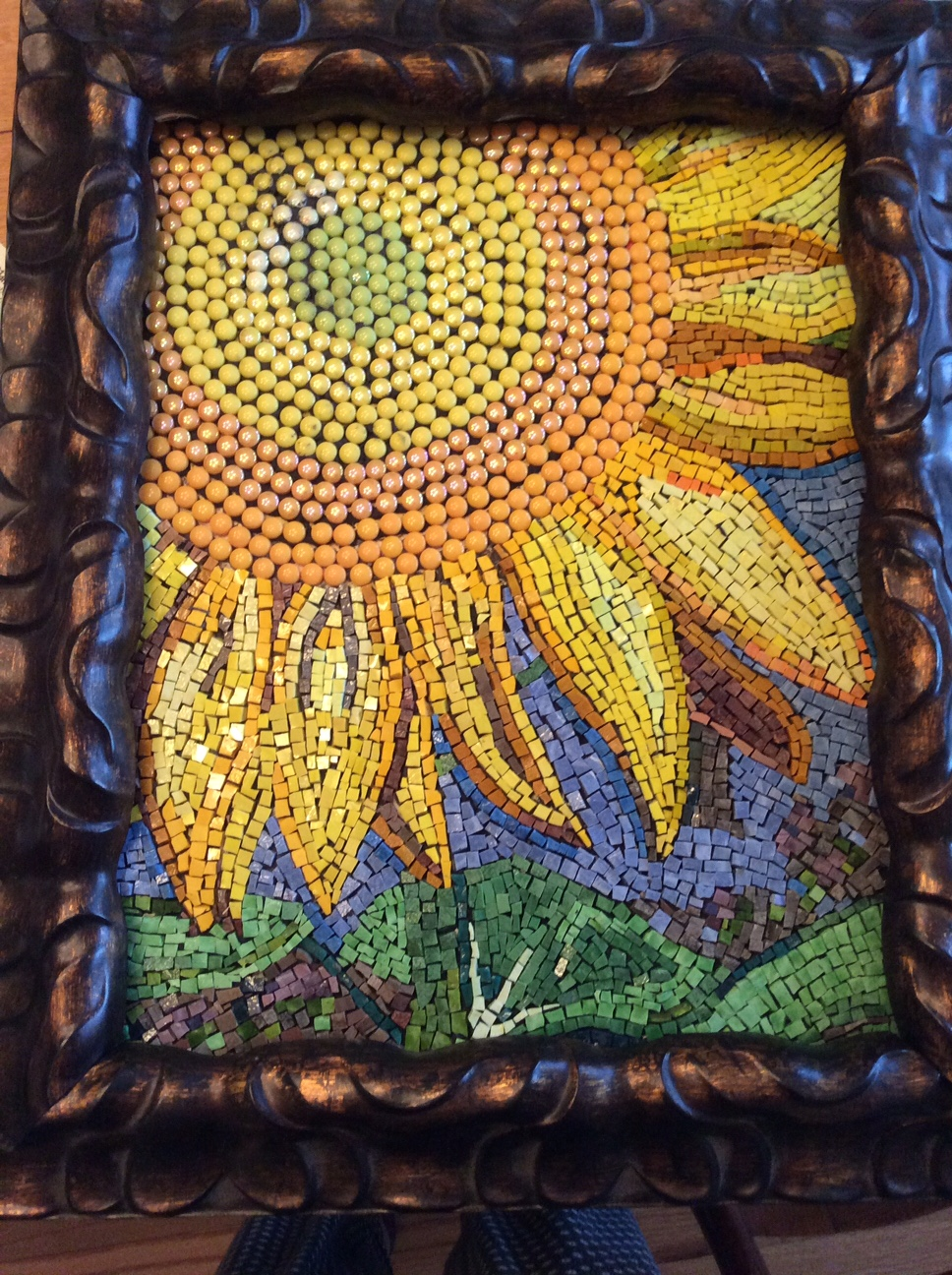 Fibonacci Flower-2017