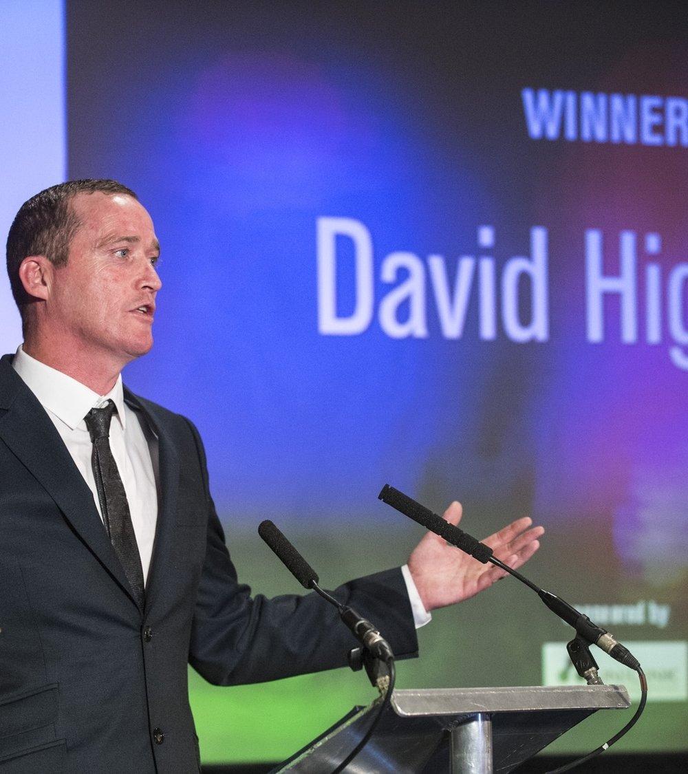 Dave Higham winning award.jpg