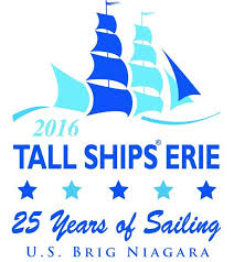 Tall Ships Erie   Hosting  Undaunted  and helping us promote and thank our Erie, PA sponsors.