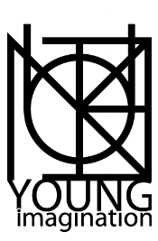 Young Imagination    Logo and graphics.