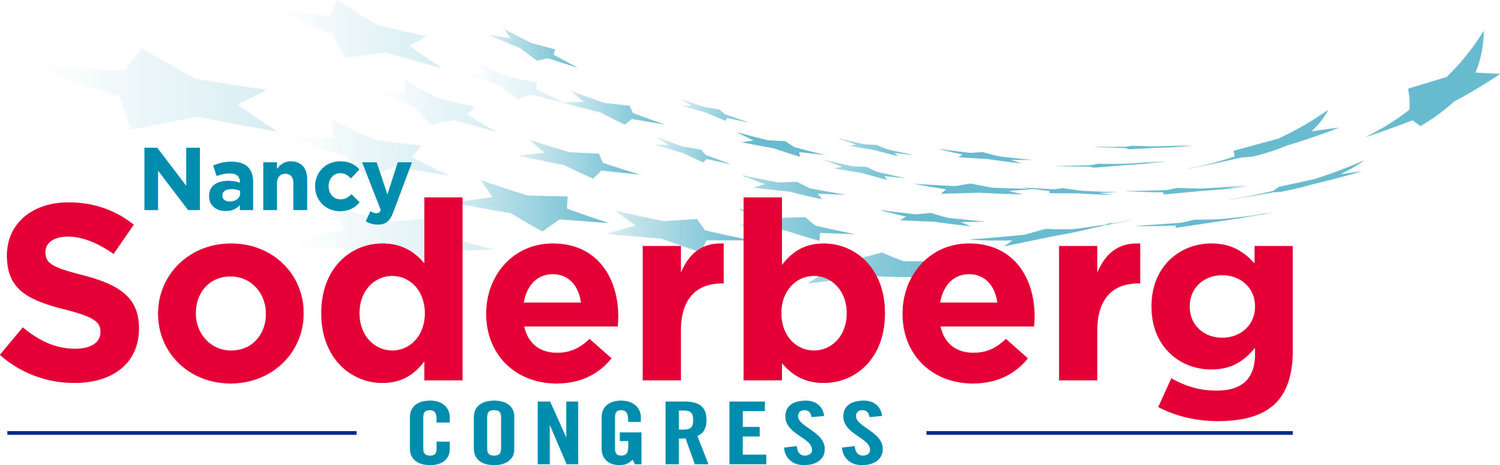 Nancy Soderberg for Congress