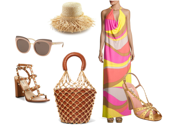 What to pack for a summer vacation